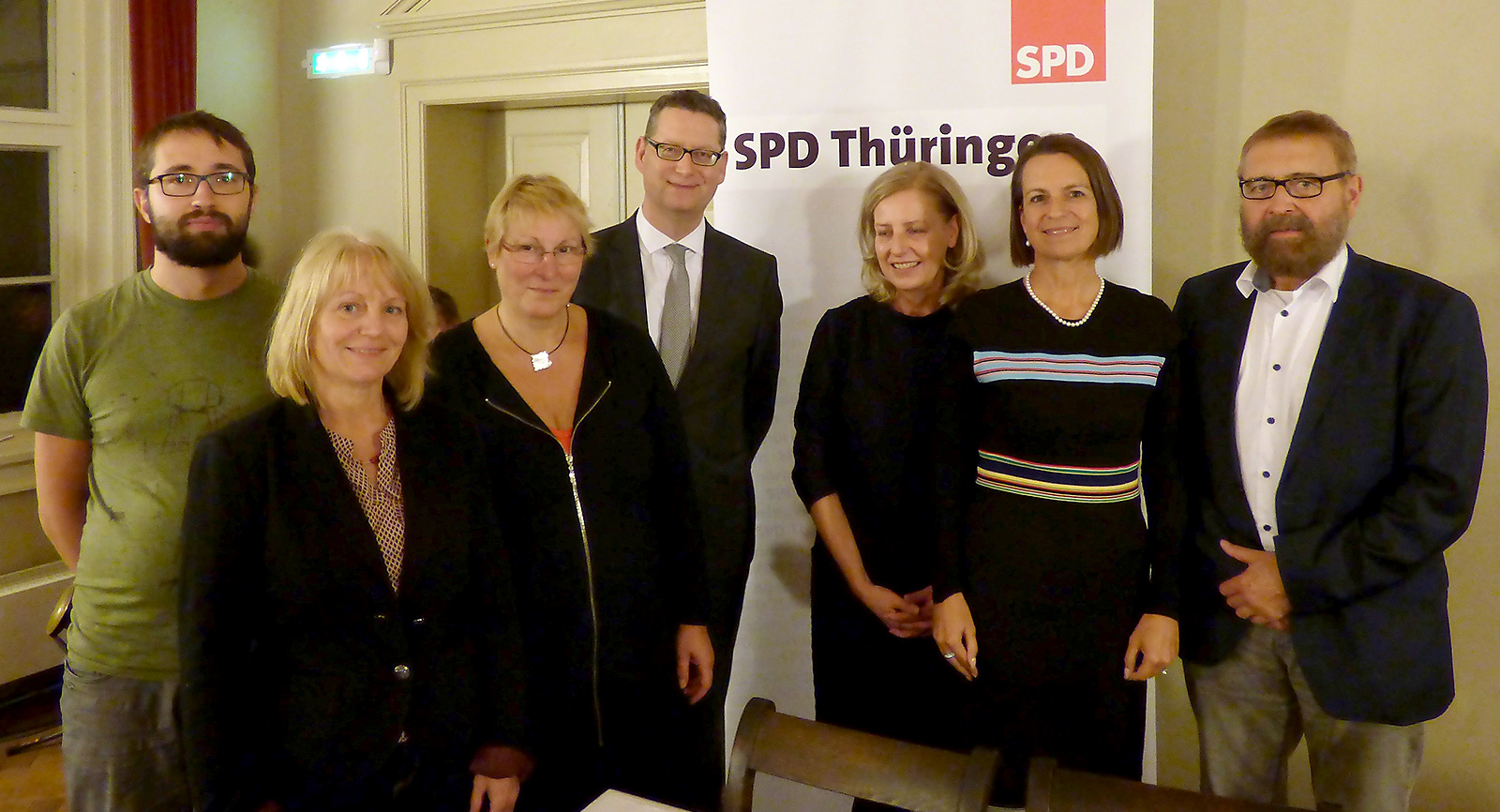 Gründung des Kulturforums der SPD in Thüringen