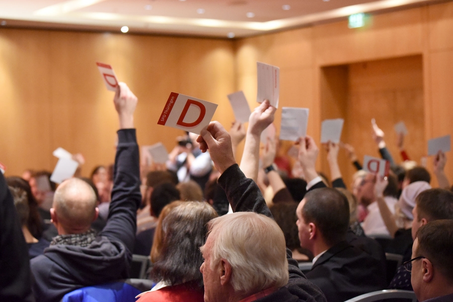 SPD-Landesparteitag