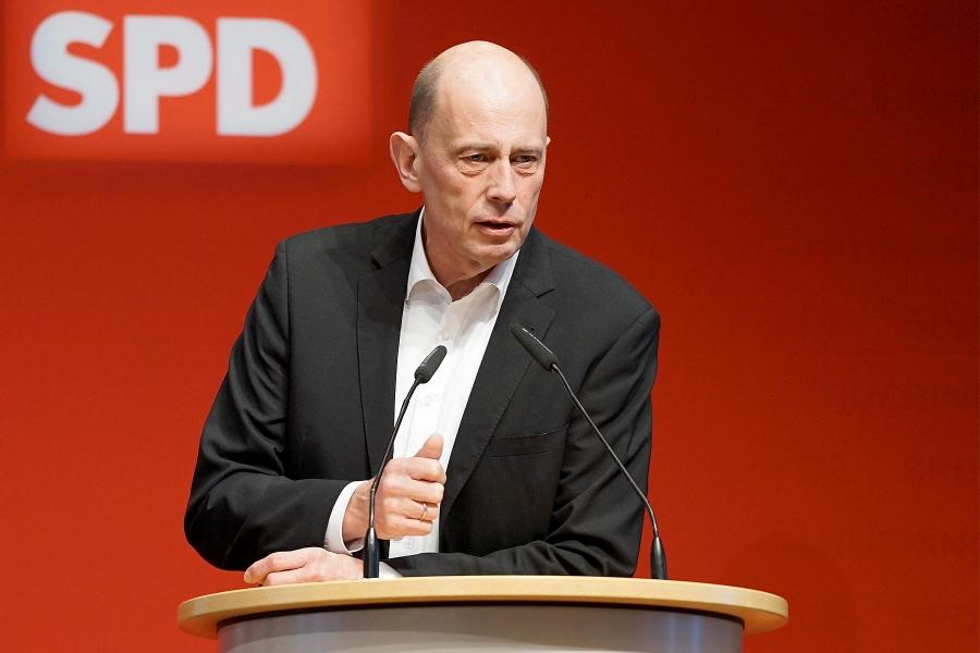 SPD-Landeschef Tiefensee