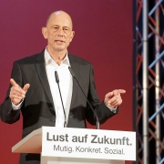 Tiefensee begrüßt Nahles' Pläne zur Sozialstaatsreform