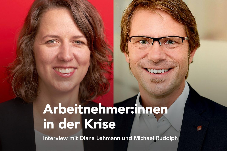 Diana Lehmann und Matthias Rudolph