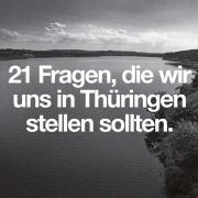 Wahlkampf Programmbroschüre SPD Thüringen