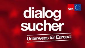 dialogsucher unterwegs für Europa