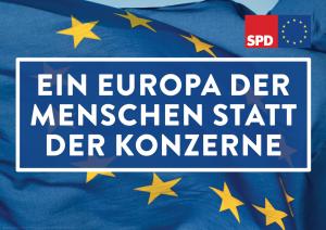 Kommt zusammen - Europadialog mit Katarina Barley in Erfurt